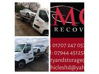 Mr T AMG Recovery Breakdown scrap cars collection
