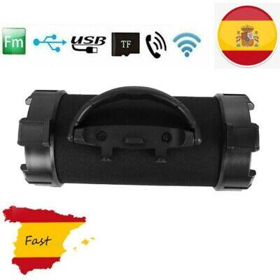 Altavoces Altavoz portatil Bluetooth torre multimedia usb sd Radio fm aux