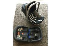 Emmaljunga car seat