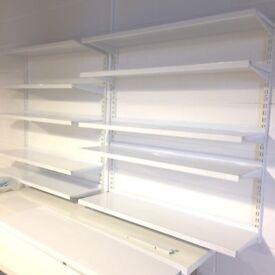 Metal Adjustable Shelves