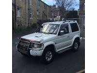 1994 Mitsubishi Shogun SWB 2.8 Big Spec Stolen Recovered HPI Clear Px Welcome