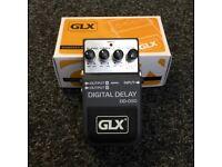 GLX DD-050 Digital Delay Pedal