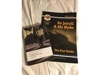 Cgp revision - Dr Jekyll & Mr Hyde text guide and book