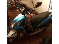 Sym jet 4 moped 50cc