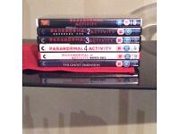 Complete collection paranormal activity 1-6