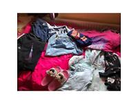 Girls clothing bundle 10-12 years