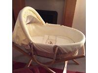 Mamas & Papas Moses Basket