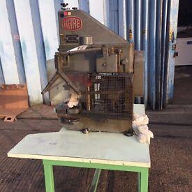 P.J Hare Ltd 5 Ton Bench Mounted Press