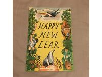 The Guinness Happy New Lear Booklet 1957 John Nash Rare Collectible Paperback
