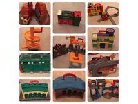 Thomas the tank engine take n play - numerous items