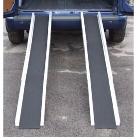 7 FOOT MOBILITY TELESCOPIC RAMPS