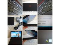 6 Months Old - 4K Touch Dell Gaming Laptop, 4GB GTX Nvidia Graphics 16GB RAM SSD Intel Core i7
