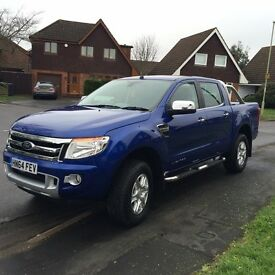 Ford ranger 64 plate 2.2 double cab pick up 👌