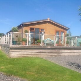 Luxury holiday Lodge/Chalet 10 mins from Anglesey Beaches, Wales
