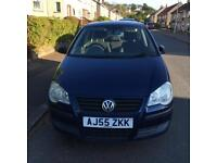 VW Polo 1.2 (New timing chain & exhaust)
