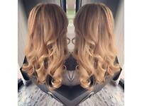 Salon based & mobile hair dresser in Swansea