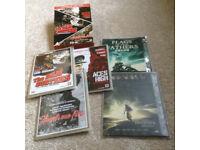 Boxed Set of War DVDs