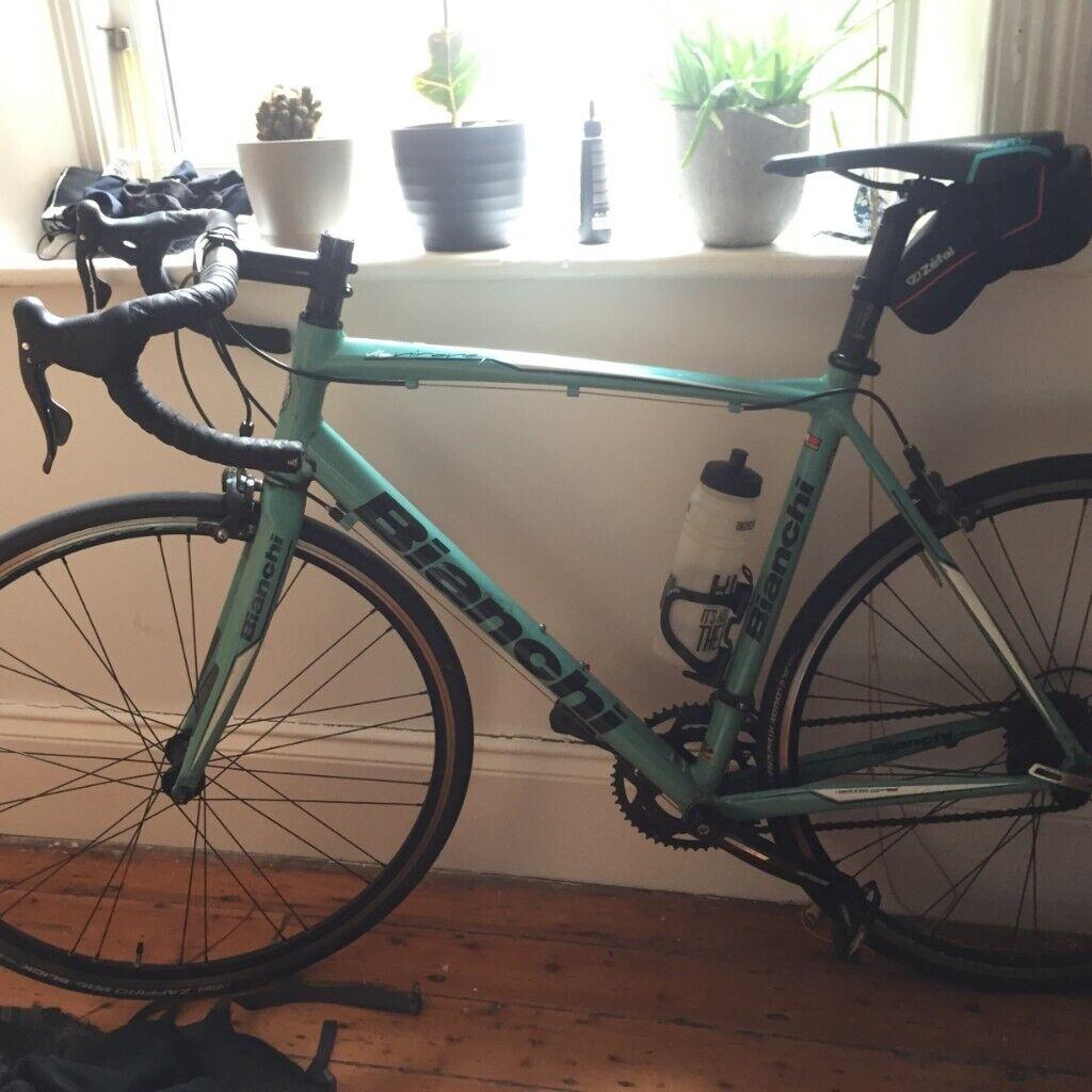 Bianchi road bike   in Newcastle, Tyne and Wear   Gumtree