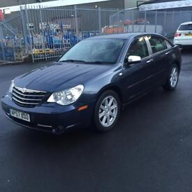 2007 57 CHRYSLER SEBRING LIMITED 170 2360cc PETROL 167bhp 5DOOR AUTOMATIC