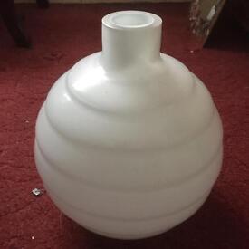 Large white vase for sale
