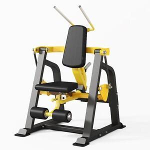 NEW eSPORT Strength Plate-Loaded Abdominal  & Oblique Crunch Machine DH025
