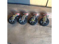 Heavy Duty Wheel Castors