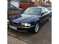 BMW 735i 7 SERIES E38 - Needs Fuel Pump - OPEN TO OFFERS