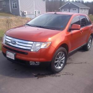 2008 Ford Edge AWD fully loaded