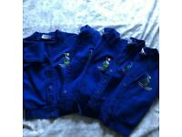 Peatmoor primary cardigans X5