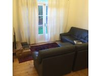 Sofa (3 seater), 2x arm chairs, 1 x foot stool
