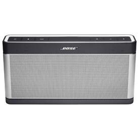 Bose bluetooth portable speaker III soundlink