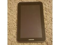 Samsung tab 2 in good condition with box