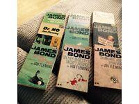 Ian Fleming James bond books