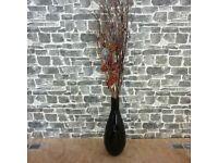 Matalan Black Dots Vase