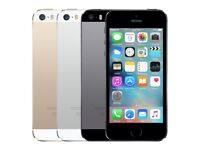 Apple iPhone 5S 16GB SimFree Grade A Comes With Generic Box, Charger And Three Months Warranty