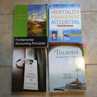 Tourism Course Books