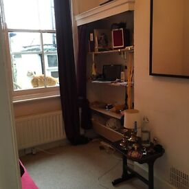 Nice Double room in flat share in a Victorian house from now!