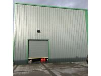 2600 Square foot industrial unit available in Hillington