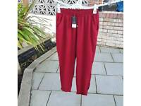 Ladies casual trousers Dorothy Perkins size 12