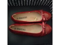 Selection of Pavers Shoes