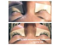 Semi Permanent Lash Extensions | LVL Enhance | HD Brows | **NEW** 3D Brow Sculpting | CND Shellac