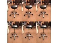 50 available Salon Stools Chairs hairdressing
