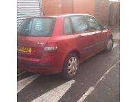 for sal fiat stilo 1.6 petrol no MOT