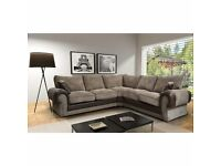 beautiful dfs corner sofa delivery available