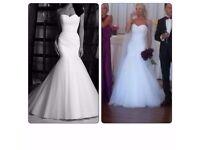 Beautiful wedding dress, Size 6