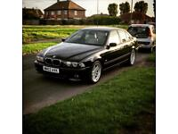 Bmw 530i e39 m sport champagne edition SWAP or cash sale £2300 Ono