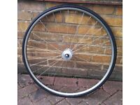 Nisi Mixer 700c Professionally built front track wheel £75 ONO