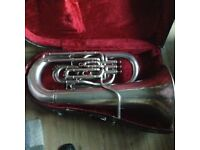E flat tuba for sale. Boosey & Hawkes Imperial.