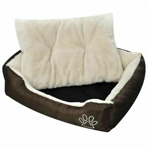Dog Bed with Padded Cushion XL