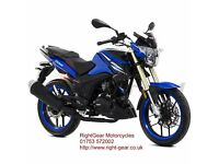 *Brand New* 66 Plate Lexmoto ZSX-R 125 Sports. (CBR). Warranty. Free delivery. Main dealer.18-111